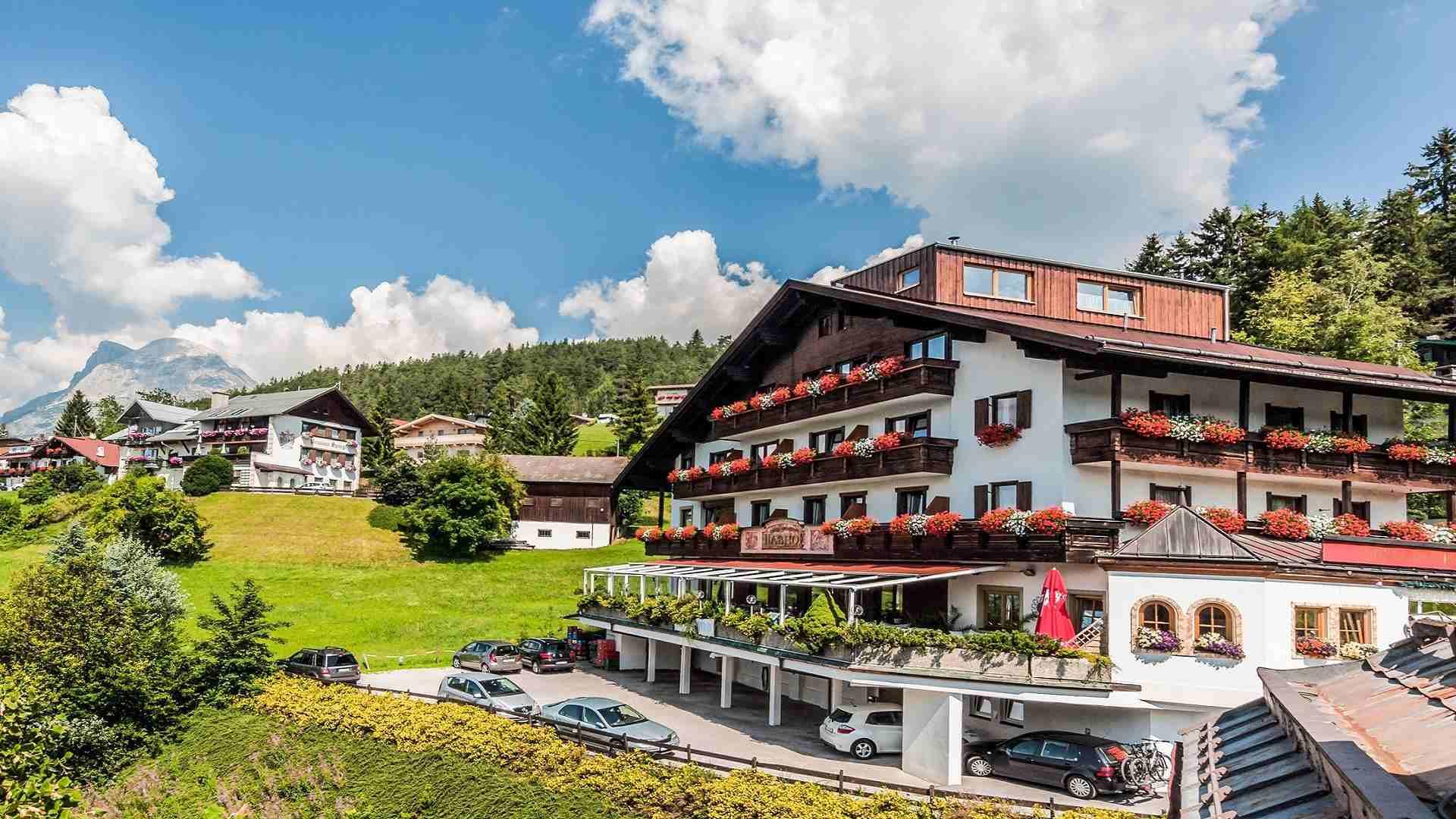 Hotel Neue Post Mayrhofen Osterreich